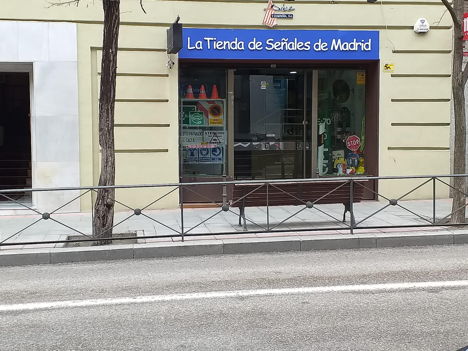 La Tienda de Señales en Madrid - España