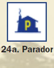 Pictograma señal de parador 24a