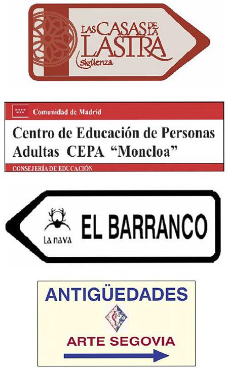 Venta de Carteleria Personalizada en Madrid