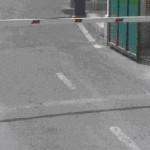 Barrera para control de acceso